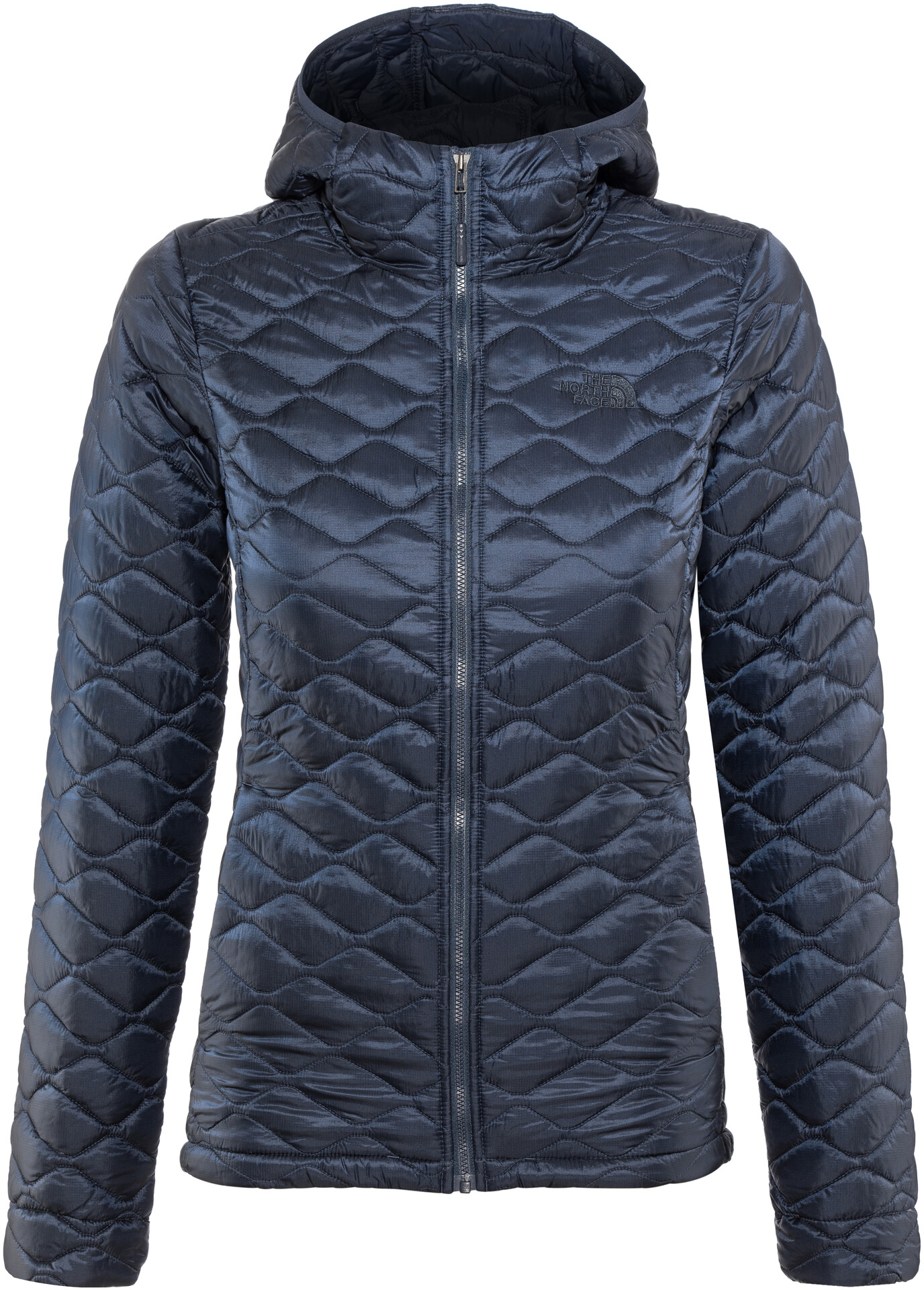 The North Face Thermoball Pro Capuchon Jas Dames, urban navy